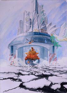 Peace Poster - Zhu